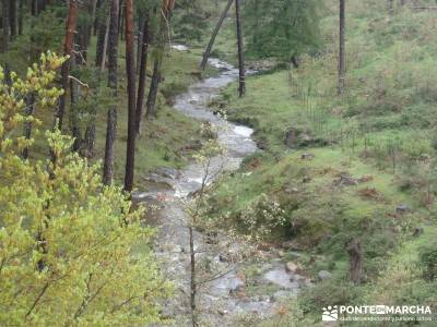 Lagunas de Neila;rutas montaña madrid viajes de fin de año viajes diciembre